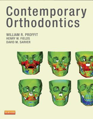 Contemporary Orthodontics By Proffit, William R./ Fields, Henry W., Jr.